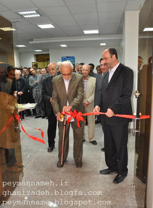 افتتاح بخش جدید شیمی درمانی ( آی سو ) در انجمن حمایت از بیماران مبتلا به سرطان آذربایجان غربی